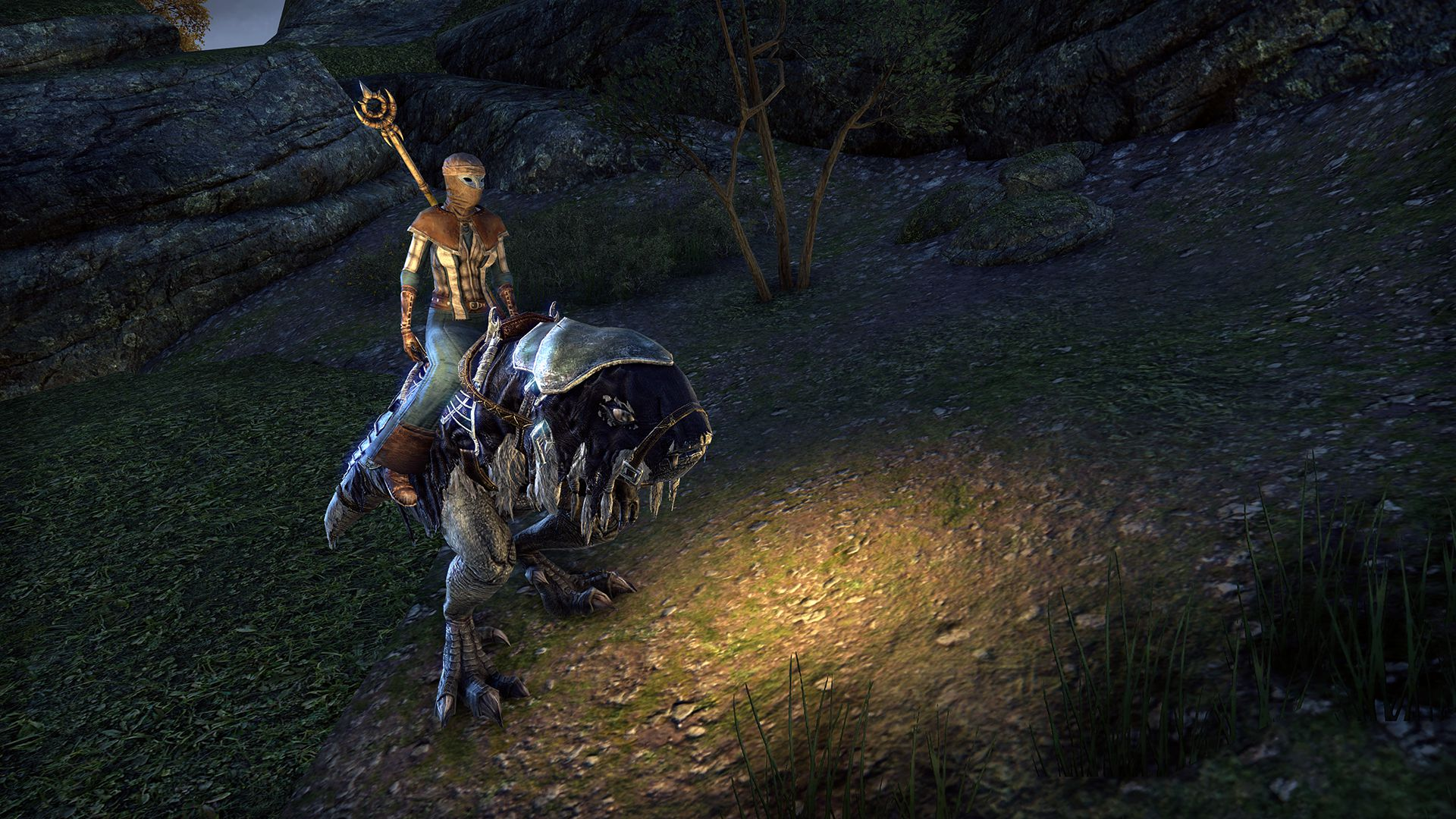 Frostbane Guar, Apex Mount, Scalecaller Crown Crate (image by Zenimax Online)