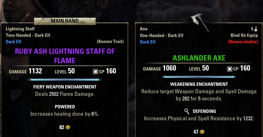 Harven's Trait And Style by harven & merlight, The Elder Scrolls Online Addon (image by @serpentaa)
