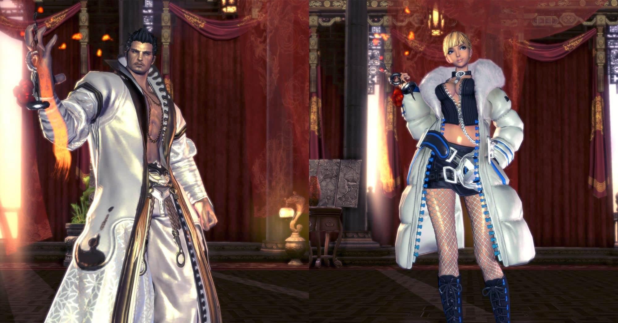 Force Master, Blade & Soul Class, Male Gon & Female Gon