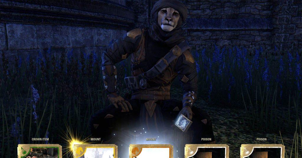 Elder Scrolls Online - All Crown Crate Seasons ...