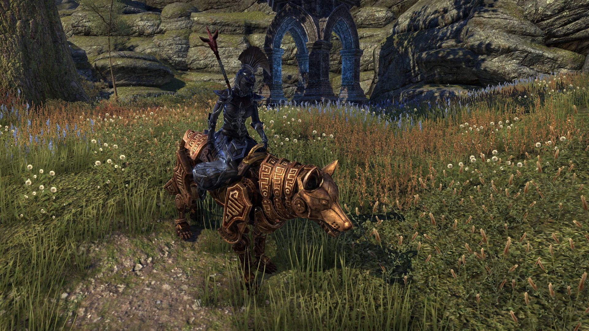 Elder Scrolls Online - All Crown Crate Seasons' Collectibles