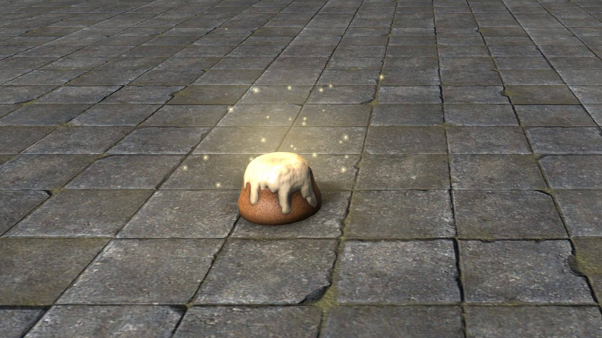 Resplendent Sweetroll, Apex Consumable, Hollowjack Crown Crate