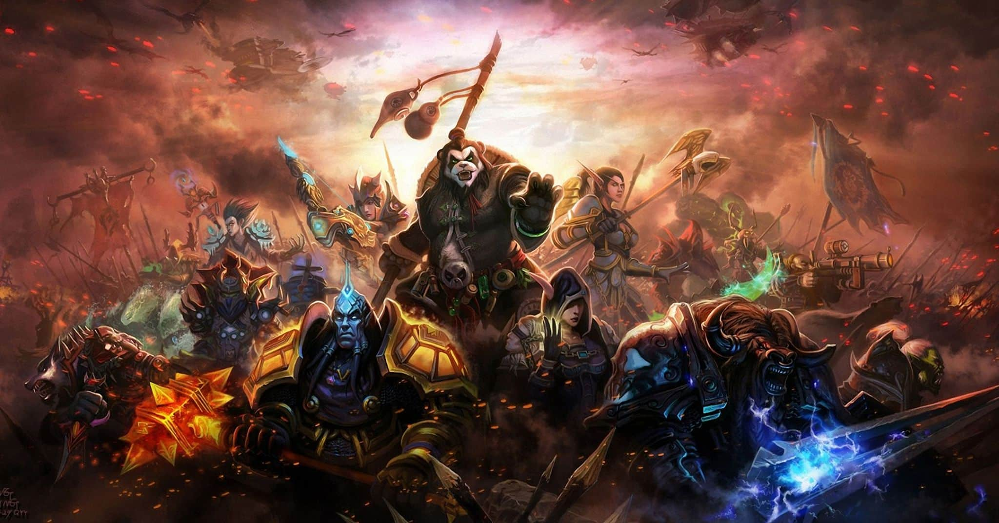 Top 6 Most Popular MMORPGs Sorted by Population (2019) | Altar of Gaming