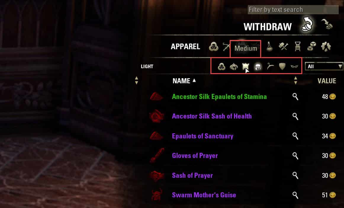 Advanced Filters by Randactyl & ingeniousclown, The Elder Scrolls Online (image by @serpentaa)