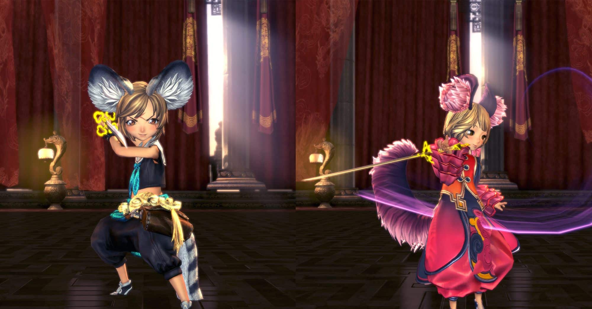 Blade Dancer, Blade & Soul Class, Male Lyn & Female Lyn