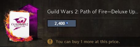Guild Wars 2 - All Gem Store Items: Best & Worst You Can Buy