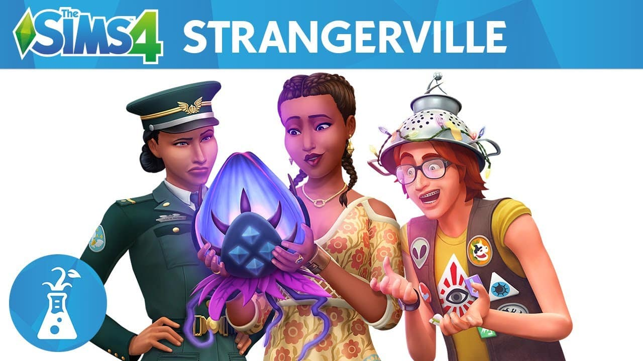 The Sims 4 Game Pack, Strangerville