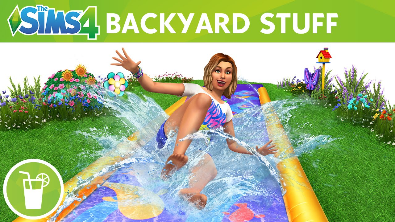The Sims 4 Stuff Pack, Backyard Stuff