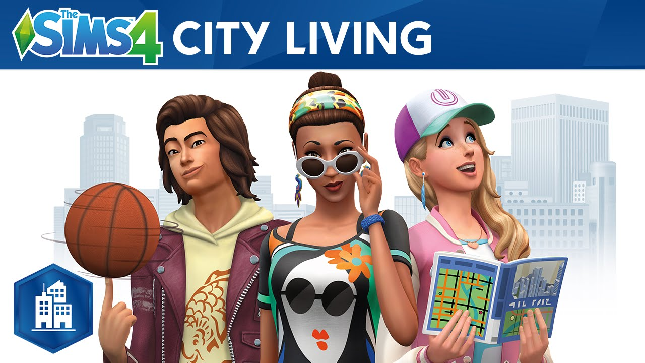 The Sims 4 Expansion Pack, City Living