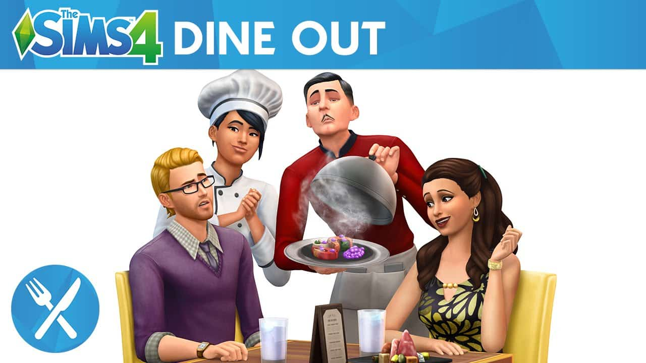 The Sims 4 Game Pack, Dine Out