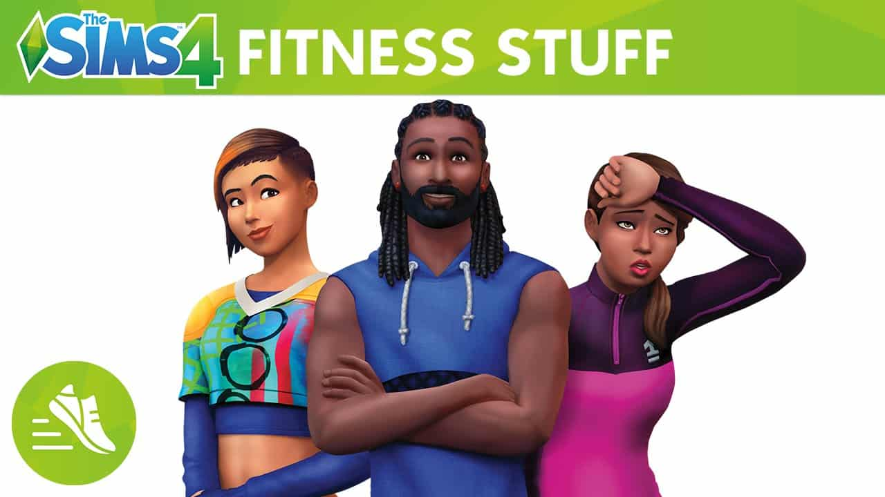 The Sims 4 Stuff Pack, Fitness Stuff