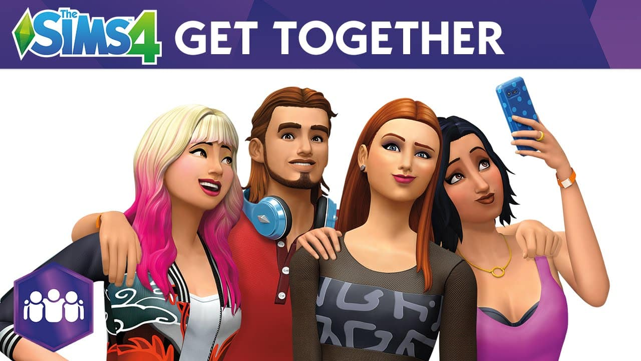 The Sims 4 Expansion Pack, Get Together