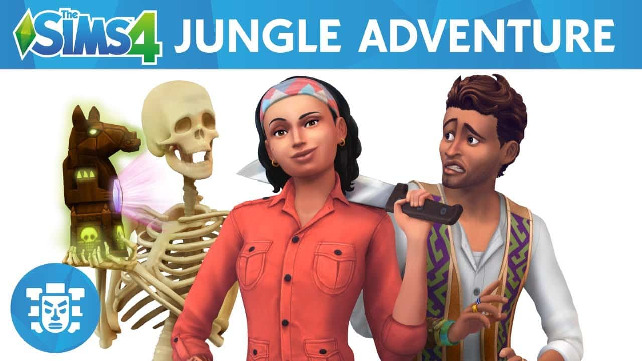 The Sime 4 Game Pack, Jungle Adventure