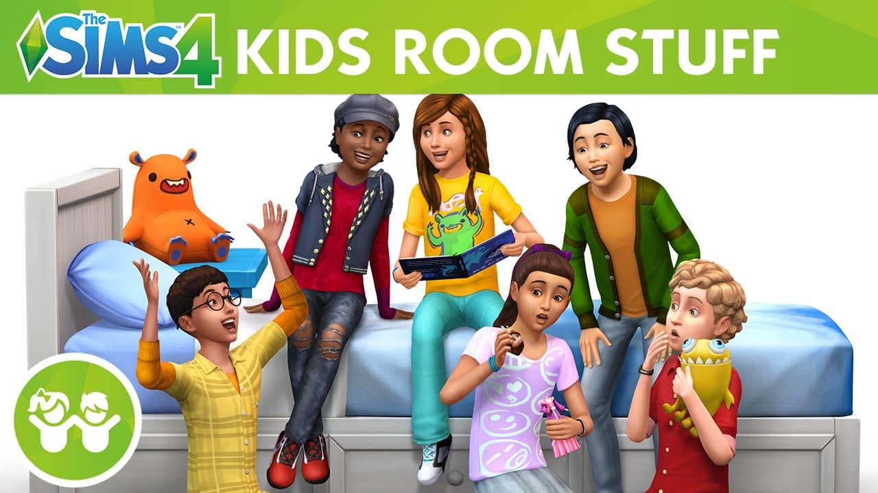 The Sims 4 Stuff Pack, Kids Room Stuff