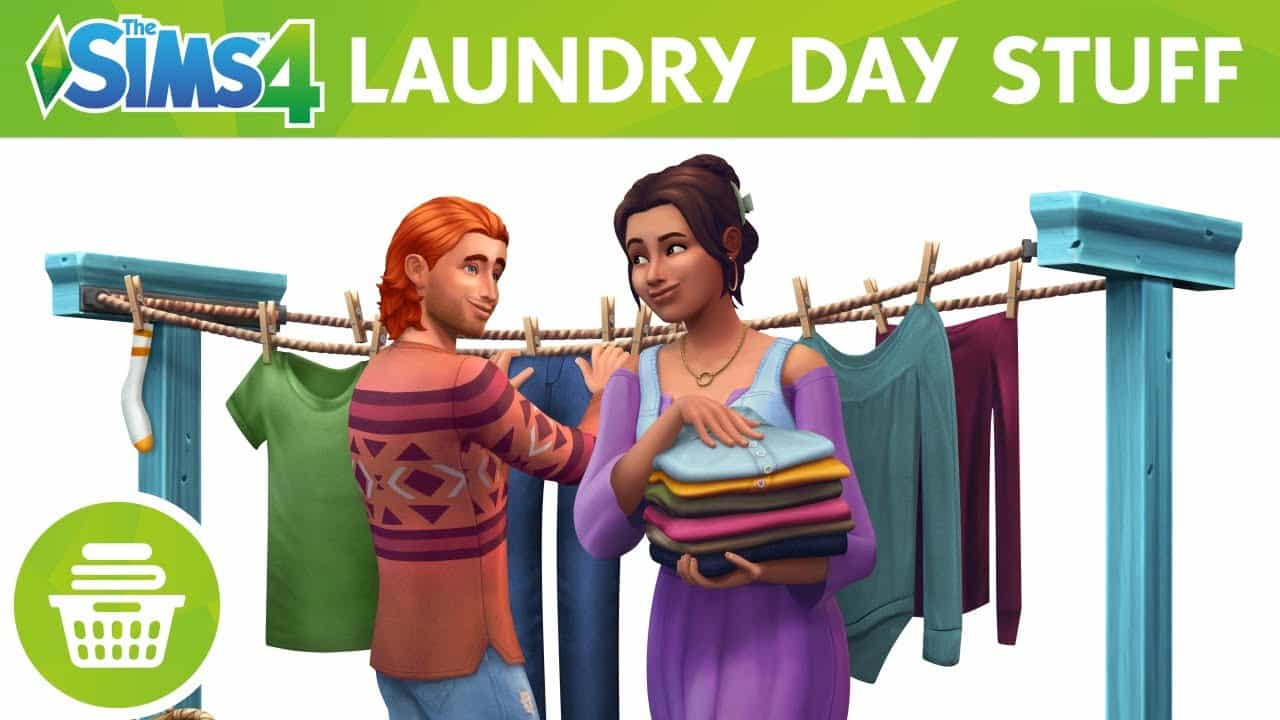 The Sims 4 Stuff Pack, Laundry Day Stuff