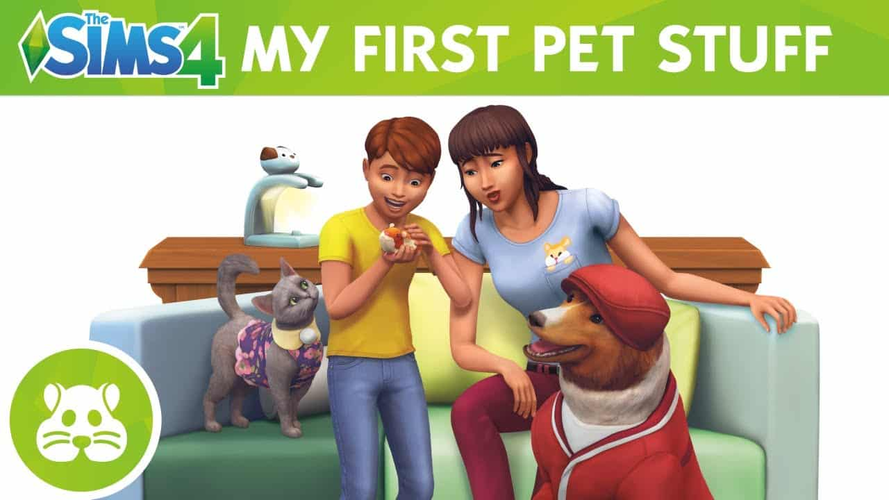 The Sims 4 Stuff Pack, My First Pet Stuff