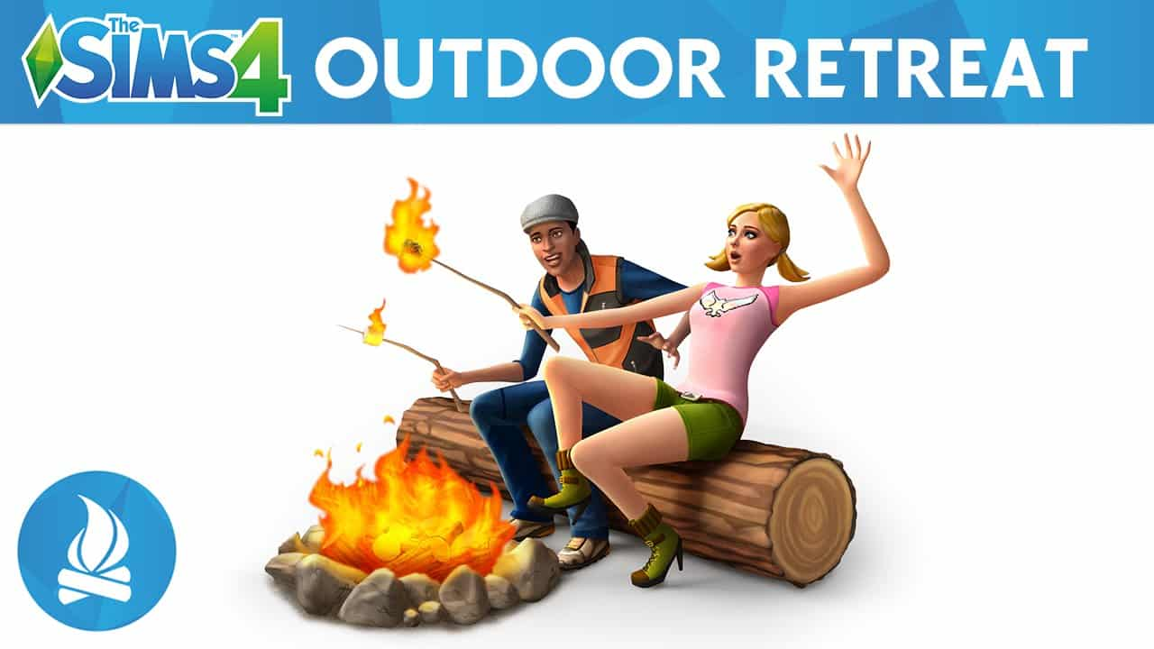 The Sims 4 Game Pack, Outdoor Retreat