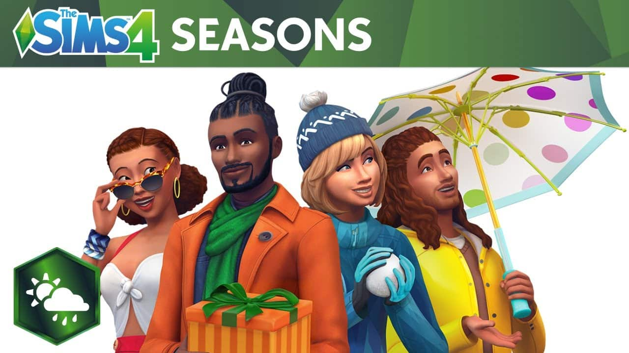 The Sims 4 Expansion Pack, Seasons