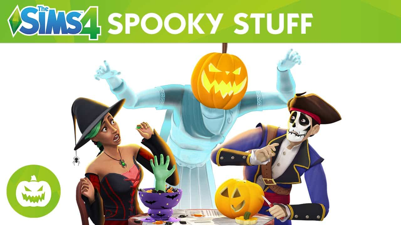 The Sims 4 Stuff Pack, Spooky Stuff