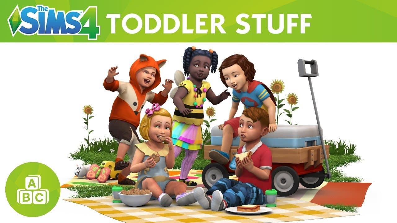 The Sims 4 Stuff Pack, Toddler Stuff