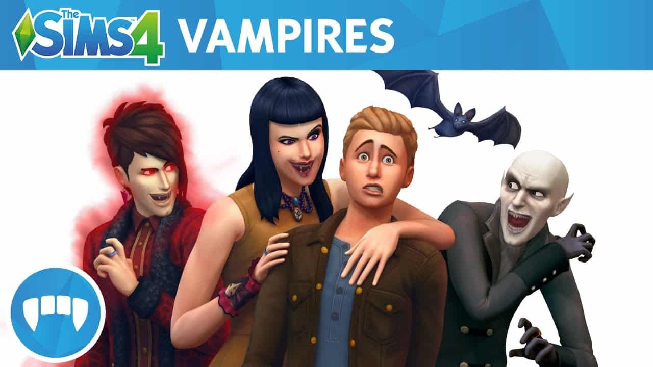 The Sims 4 Game Pack, Vampires