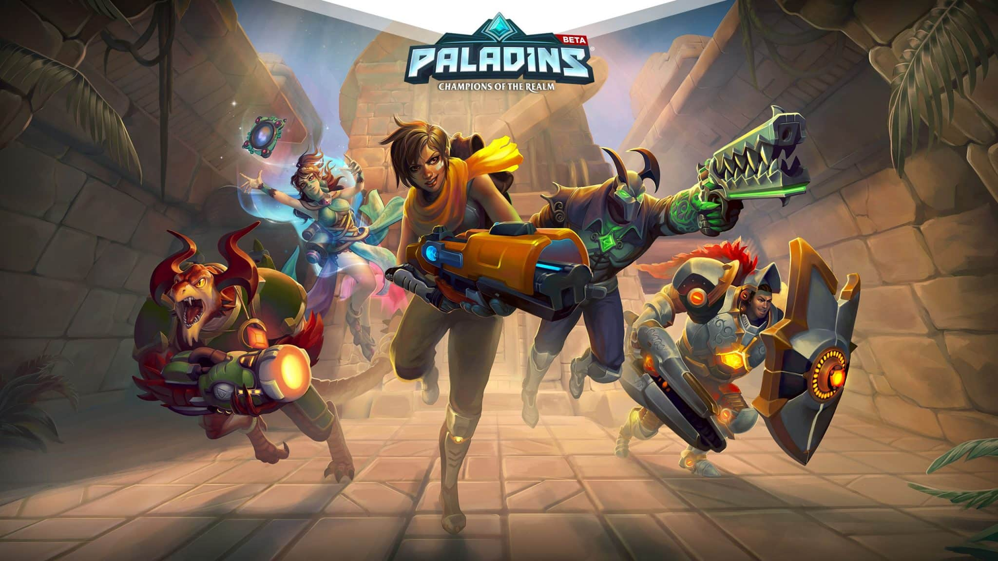 Paladins – How to Play Ruckus – In-Depth Guide & Best