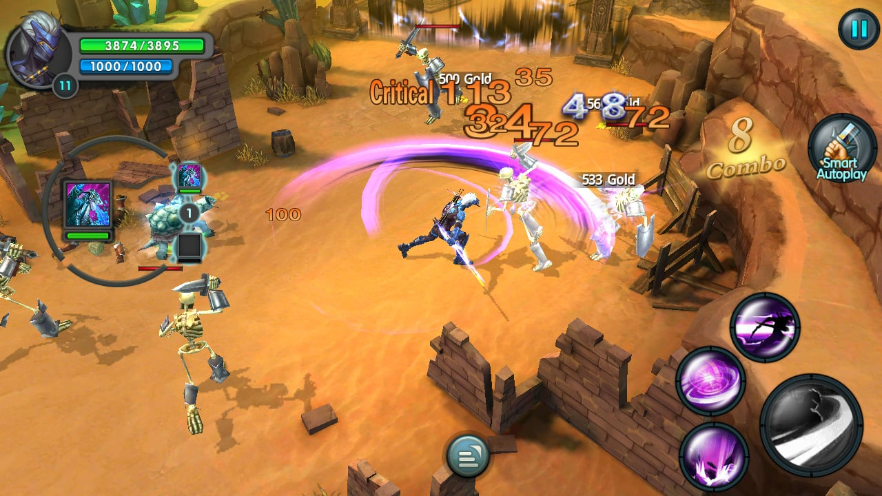 best free rpg games on ios
