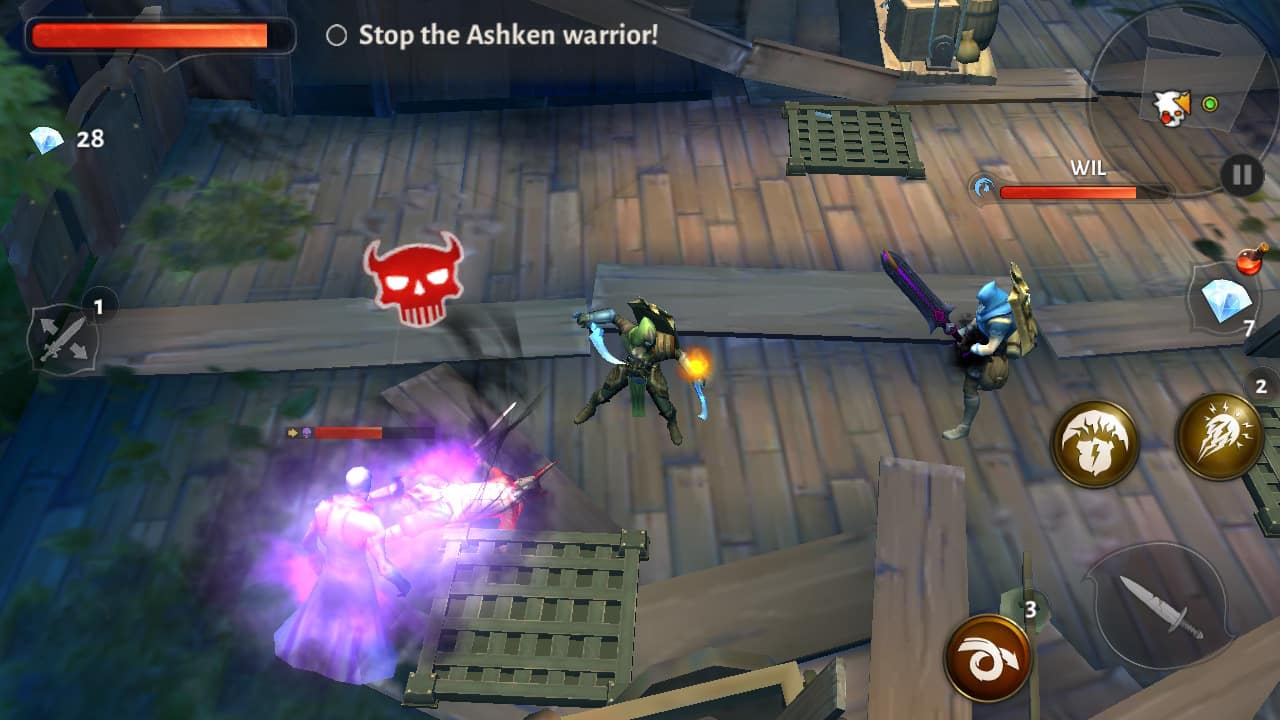 The 15 Best Free Mobile RPG Games for iOS & Android Phones