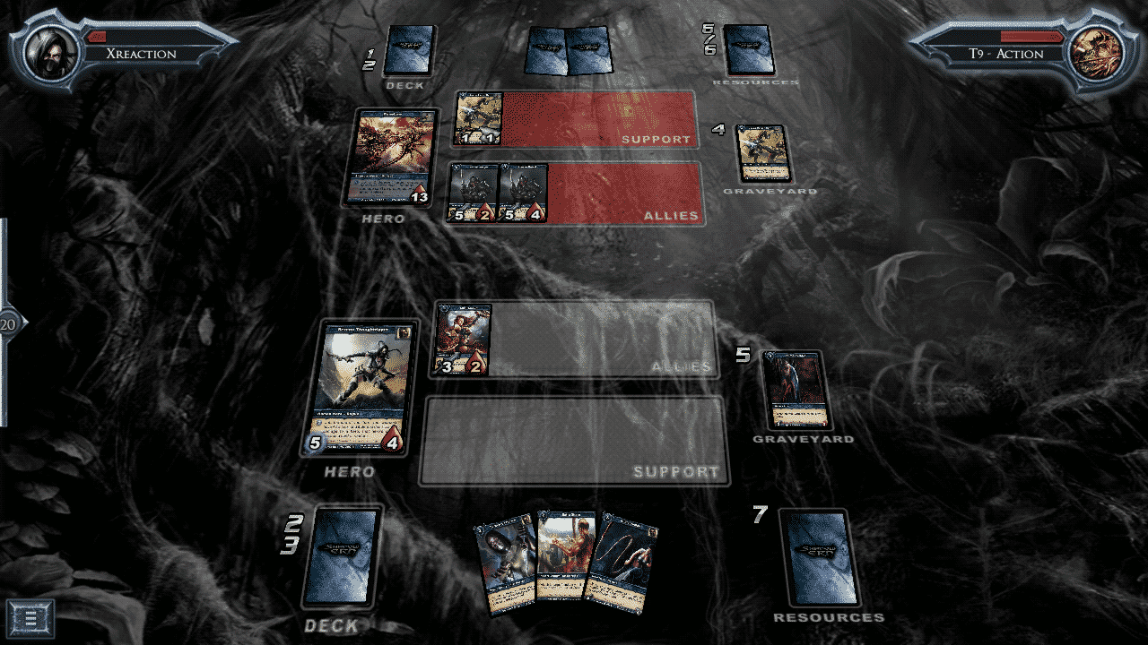 Shadow Era, iOS & Android Collectible Card Game (image by @XReaction)