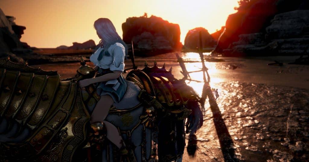 Black Desert Online - Horse Training, Taming & Breeding