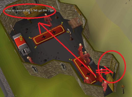 Chaos Temple, Old School Runescape