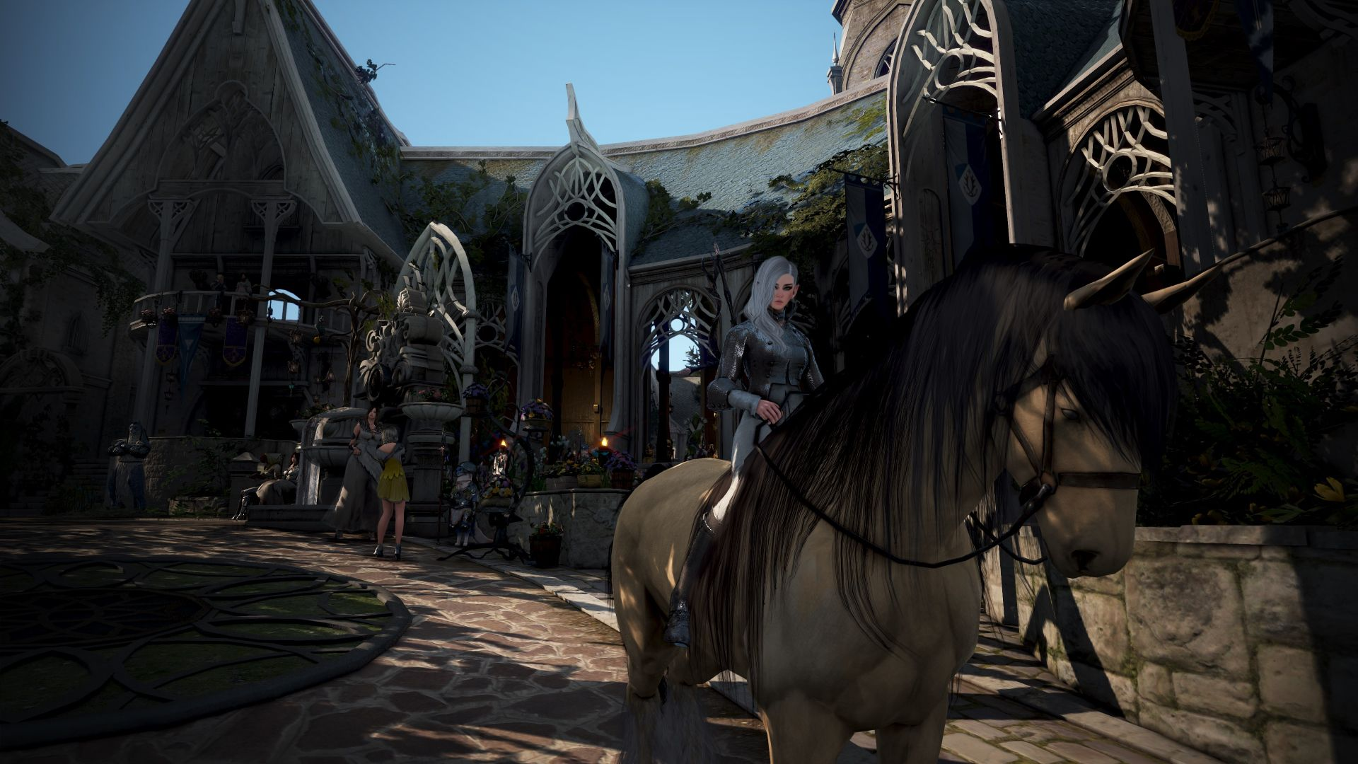 Black Desert Online - Horse Training, Taming & Breeding