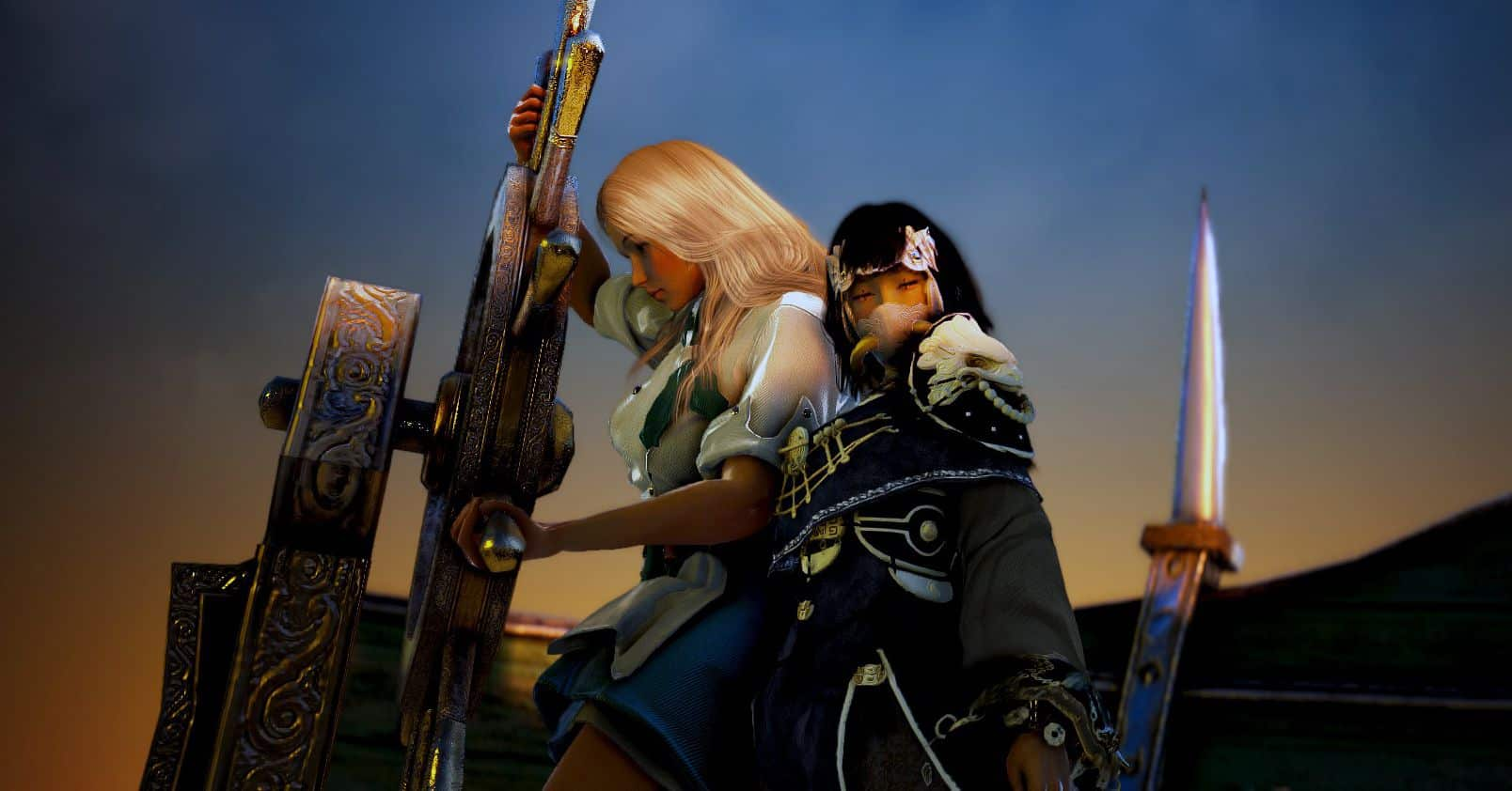 Group Gameplay, Black Desert Online