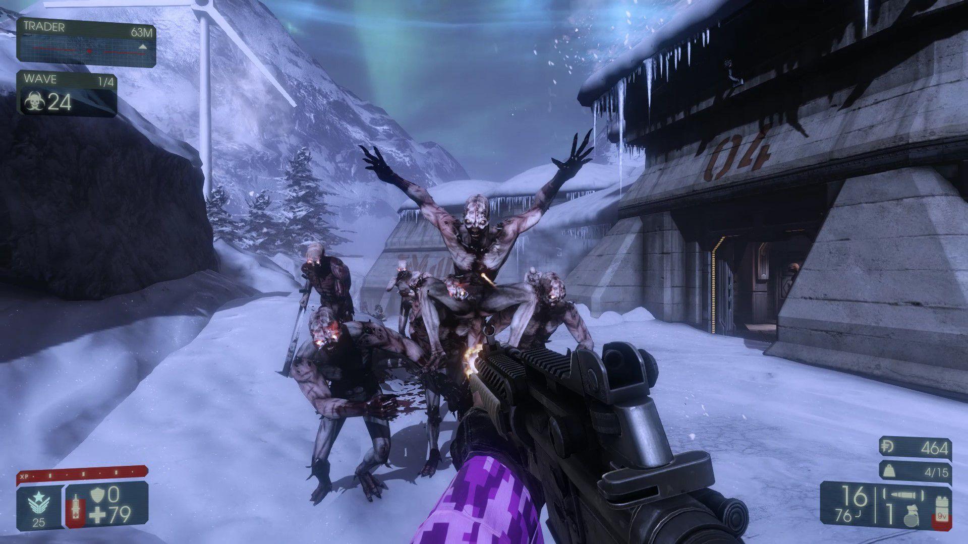 Killing Floor 2, Wave-Based Co-Op FPS