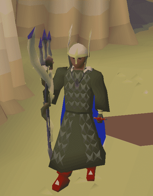 P2P Gear, Old School Runescape