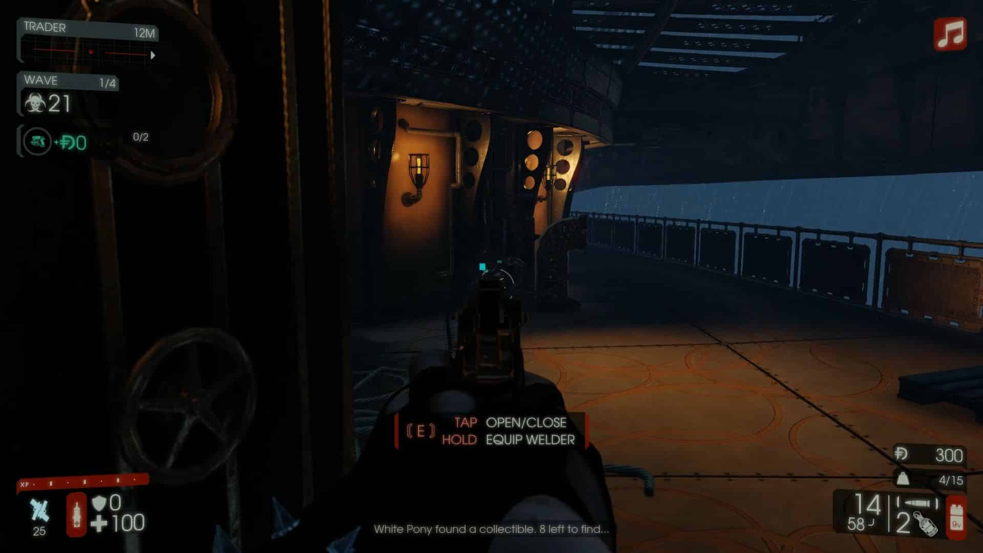 Killing Floor 2, Airship Collectibles, Second Collectible