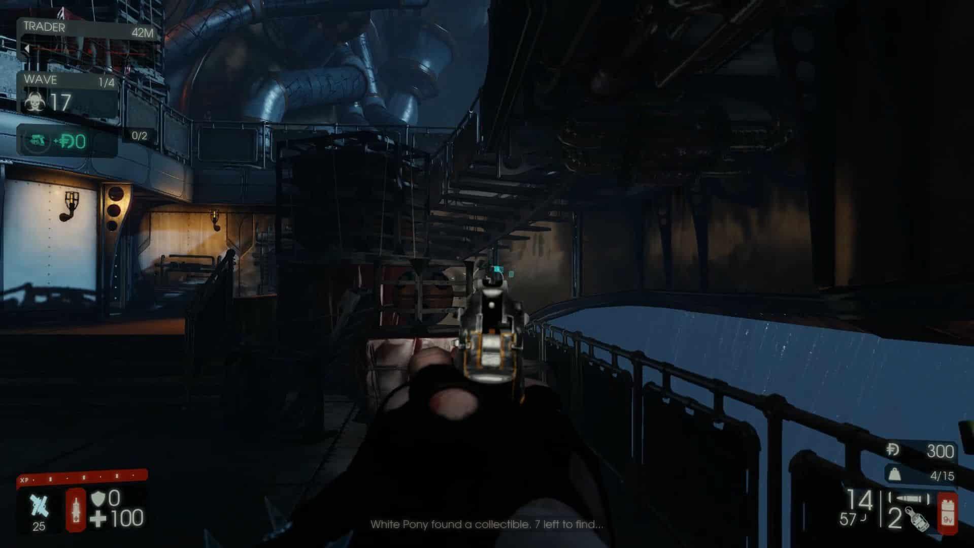Killing Floor 2, Airship Collectibles, Third Collectible