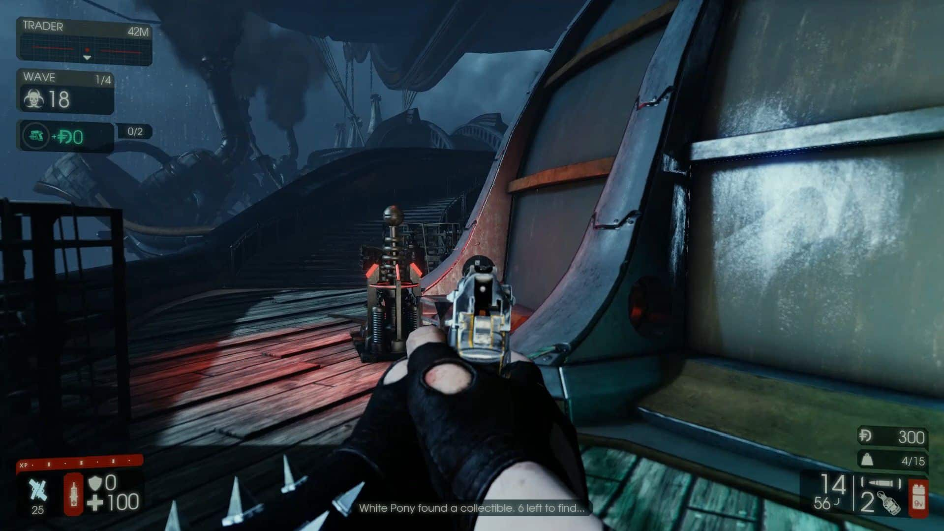 Killing Floor 2, Airship Collectibles, Fourth Collectible