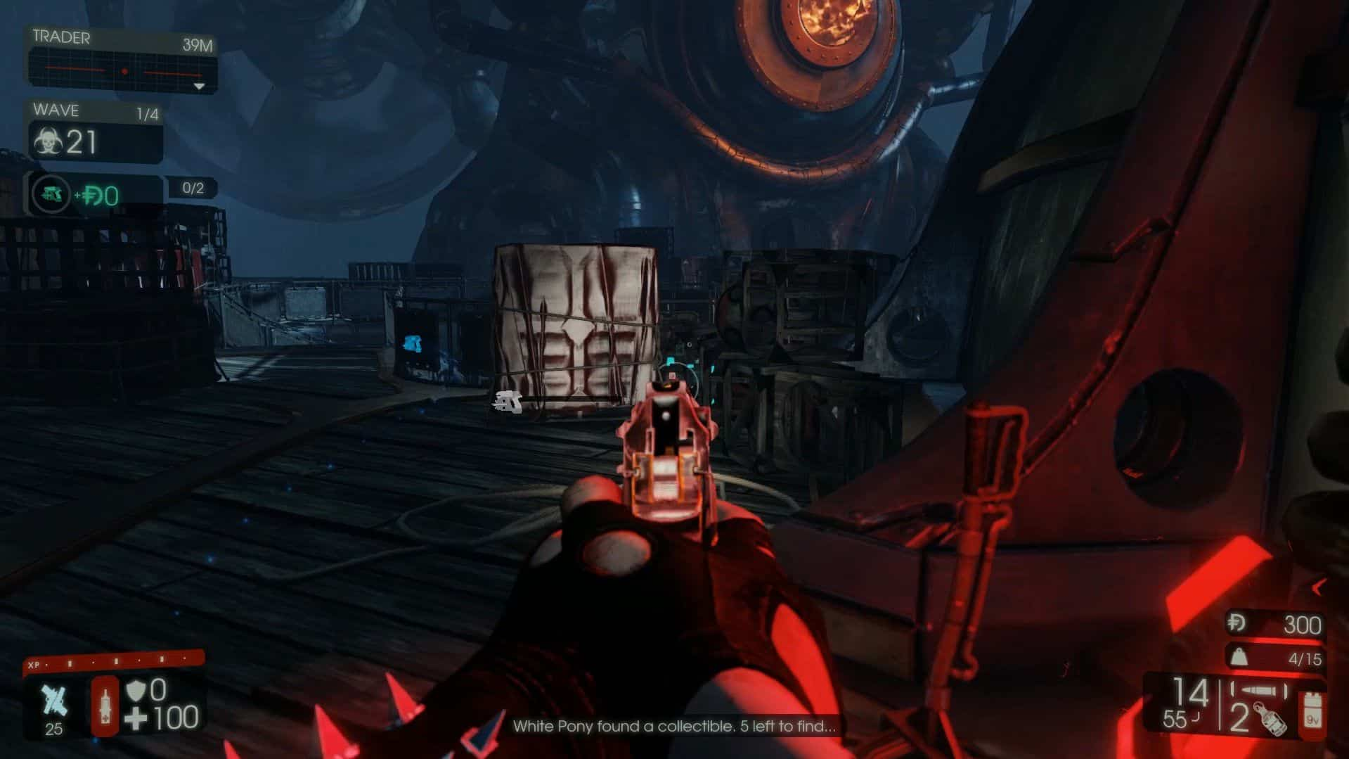 Killing Floor 2, Airship Collectibles, Fifth Collectible