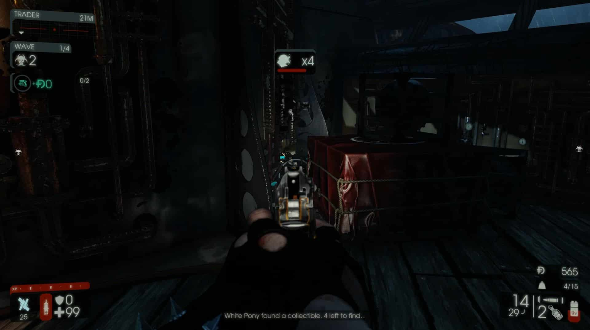 Killing Floor 2, Airship Collectibles, Sixth Collectible