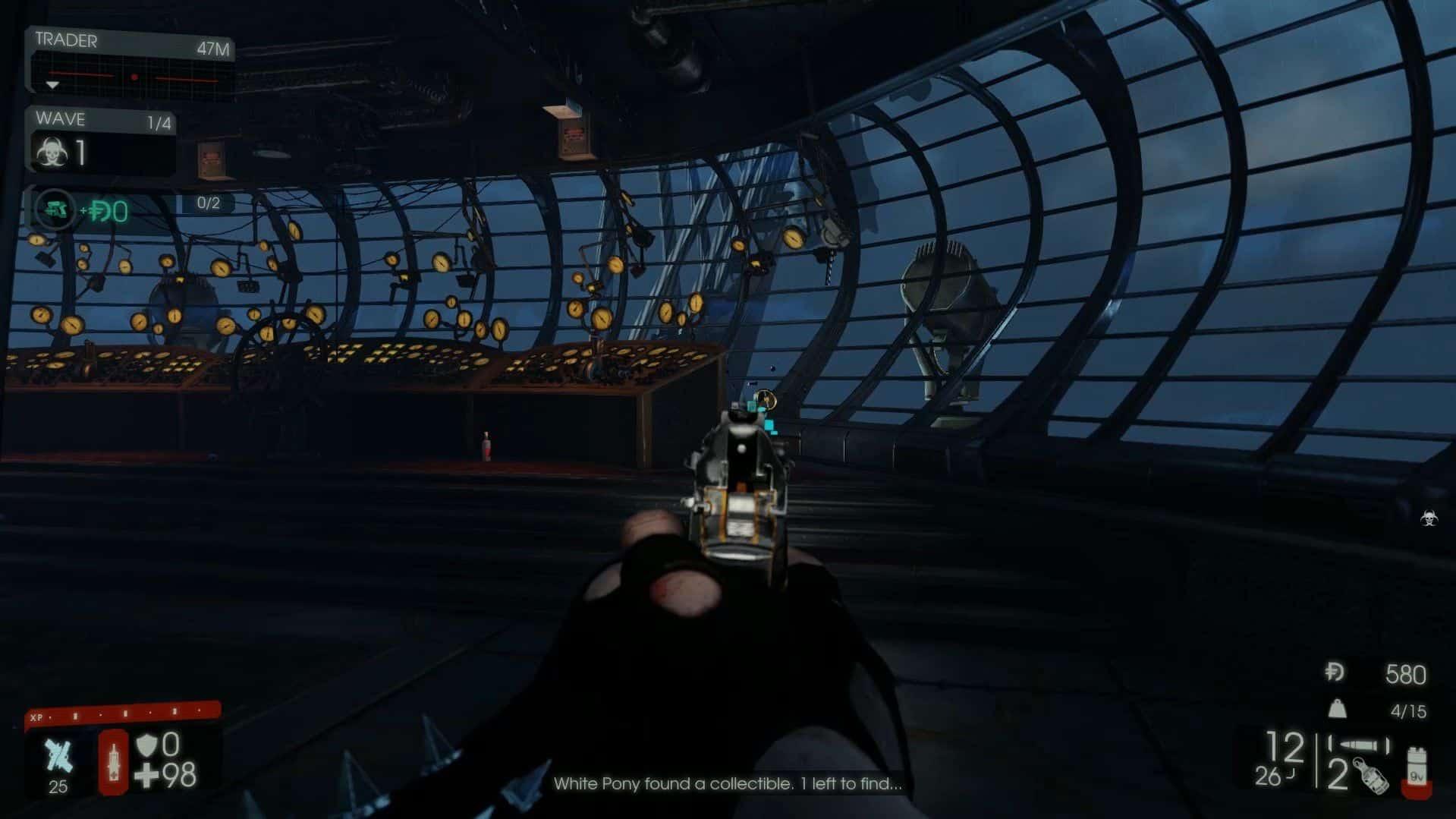 Killing Floor 2, Airship Collectibles, Ninth Collectible
