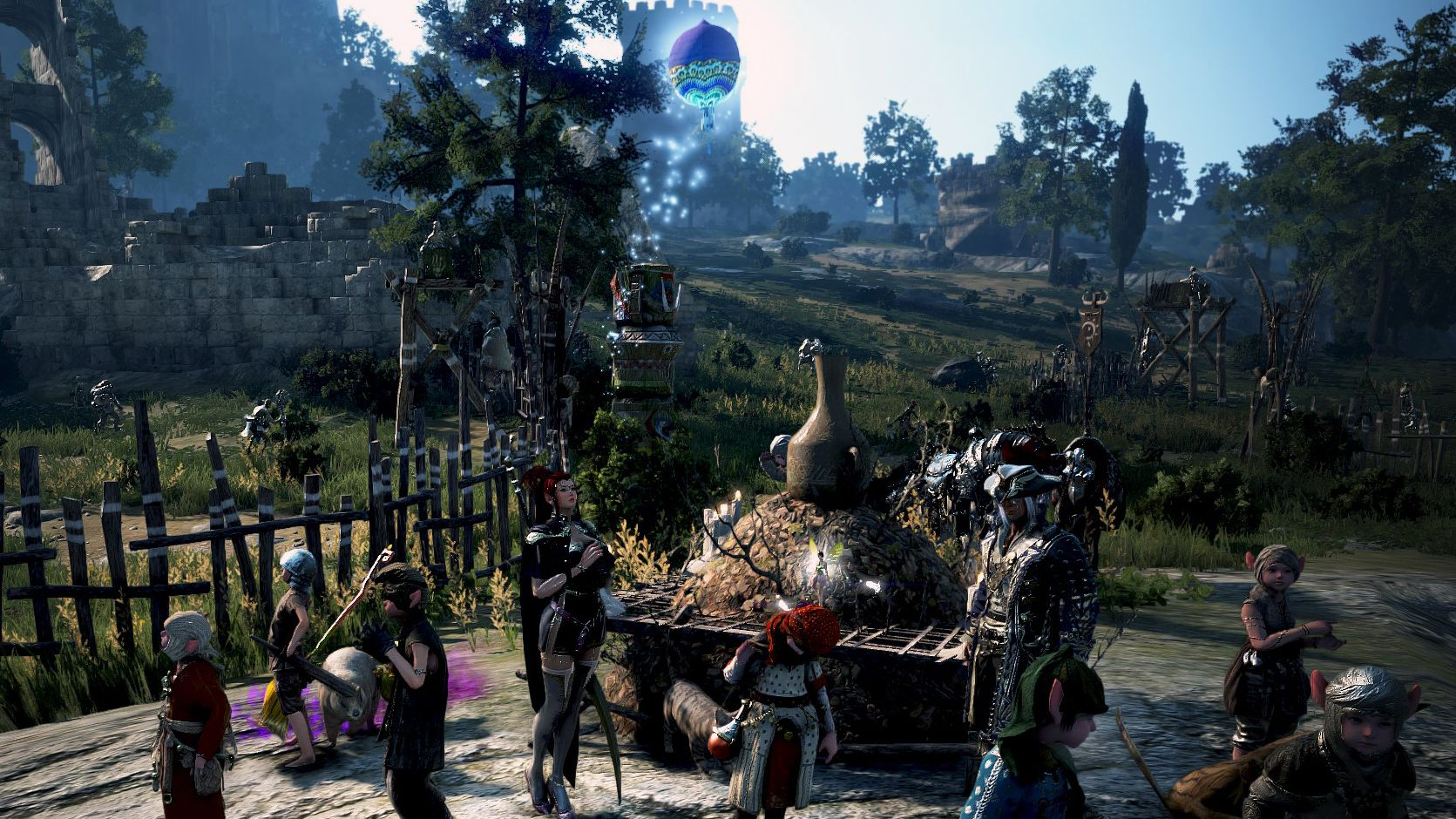 Music & Sound Effects, Black Desert Online
