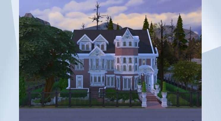 American Horror Story, Murder House, Sims 4