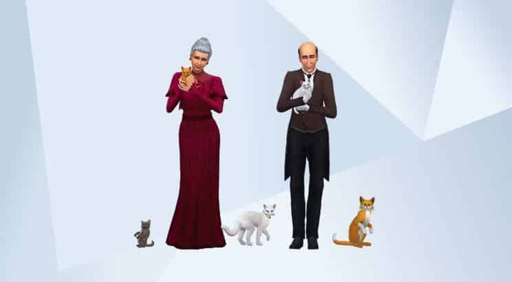 The Aristocats, Sims 4
