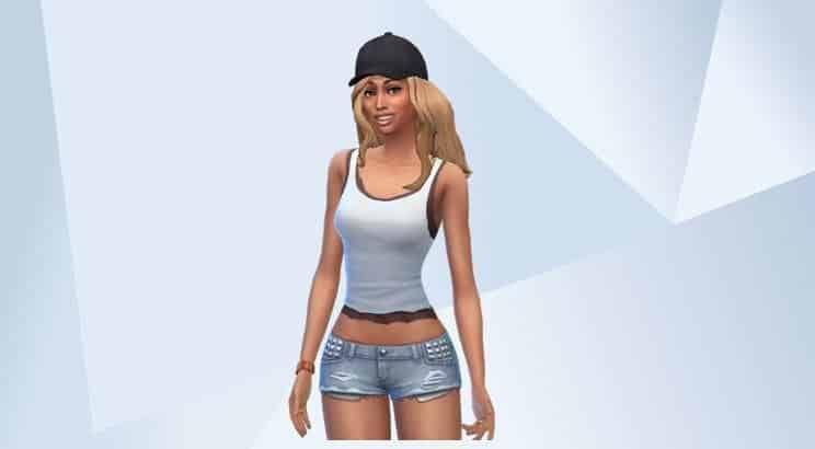 Beyoncé, Sims 4