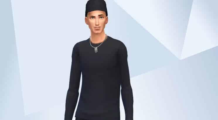 Eminem, Sims 4