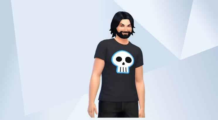 Jack Black, Sims 4