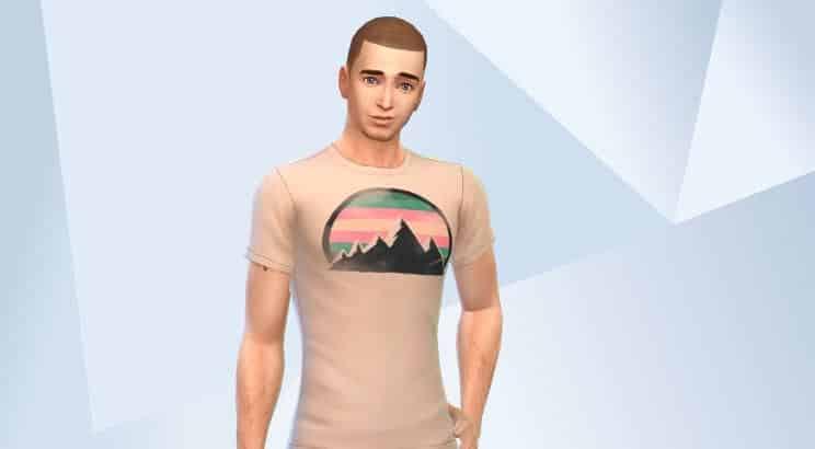 Justin Timberlake, Sims 4