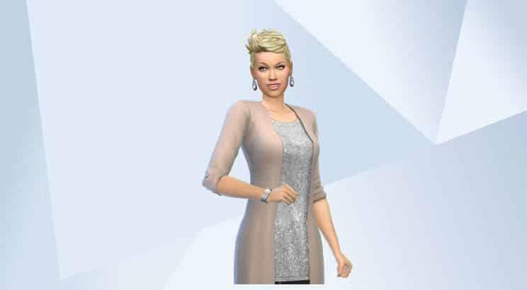 P!nk, Sims 4