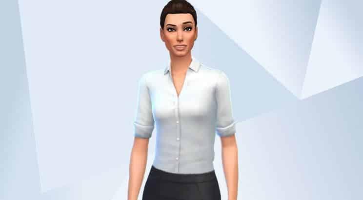 Sandra Bullock, Sims 4
